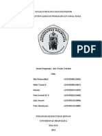Drh. Pandu - Tugas Ethologi Dan Zooteknik