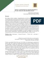 Continuidades y rupturas la dramaturgia de Armando Discépolo y Roberto Arlt