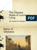Styles of Luxurious Living