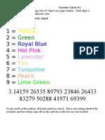 Pi Day Station 2 Info