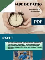 Trabajo de Parto.- Jorge Bucaram - Brenda Burgos