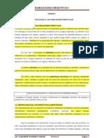 Apuntes de Habilidades Directivas 1