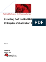 sap red hat linux