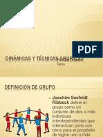 Grupo Definicion Tipos Etapas