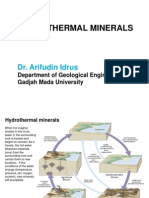 Hydrothermal Minerals