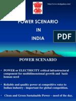 Power Scenario