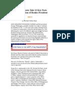 Obama Rothschild Operatives