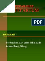 PERDAR_ANTEPARTUM