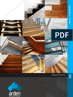 A3 Stair Balustrade Technical Data Sheet