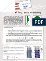 PIC Design Training Issue 6 - Worm Gearing.pdf
