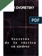 Secretos de la tactica en ajedrez - Mark Dvoretsky.pdf