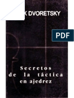 Secretos de la tactica en ajedrez - Mark Dvoretsky.pdf