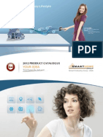 SmartBus Home Automation 2012 Product Catalogue (en)6.3