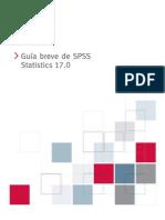 SPSS Statistics Brief Guide 17.0-Español