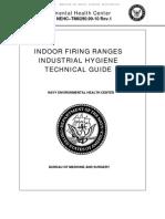 NAVY Health Center - Indoor Firing Range