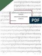 Carpeta de Investigacion de Suelos (1parcial)