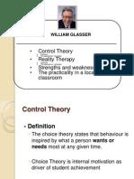 glasser's theory