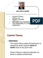glasser's theory