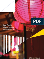 Asia-Pacific Private Equity Outlook 2013
