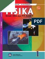 Buku Fisika Kelas 10