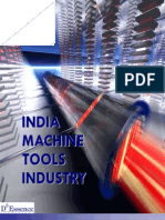 India Machine Tools Industry