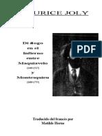 118987708 Dialogo en El Infierno Maurice Joly PDF