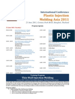 Injection Molding Asia 2011