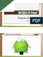Programming in Java - 02 - Exploring Java Packages