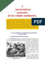 características generales estados totalitarios