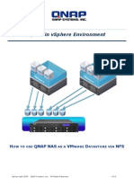 How to Set Up QNAP NAS as a Datastore via NFS for VMware ESX 4.0 or Above