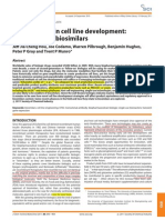 New Frontiers in Cell Line Development
