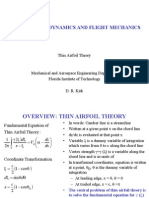 Thin Airfoil Theorem