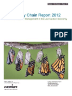 CDP Supply Chain Report 2012