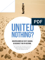 United Nothing?