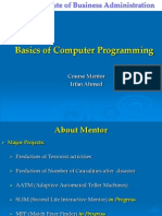 Module 1 Basic Concepts of Computer (1)