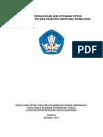 Panduan Simlitabmas Operator Pt Dan Pengusul Penelitian