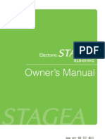 ELS-01C Owner's Manual