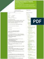 Blog Camocim Pesquisas - Desembargador ADEMAR MENDES BEZERRA - Tabela de Ancestrais