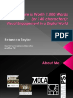 Visual Engagement in a digital world