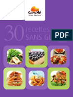 30 Recettes Sans Gluten 1