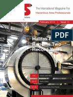 Hazardous Engineering Solutions - Feb 2013
