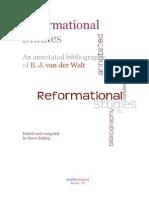 Reformational Studies