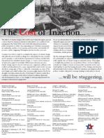 PSA Climate Change National Security 2013 Handout