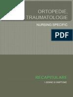 Ortopedie,Traumatologie Si Nursing Specific (1)