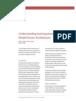 Understanding MDA Tool Requirements2