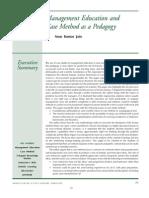 Case study method as a pedagogy tool.pdf