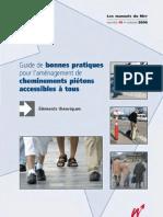 Guide de bonnes pratiques pour l'aménagement de cheminements piétons accessibles à tous.pdf