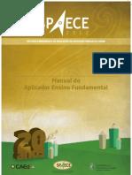 Manual Spaece Aplicador Ensino Fundamental