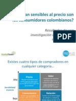 PREXUS-MarketTeam Estudio Precio en Colombia