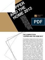Report Copper and the Home 2012-Competitionexhibition